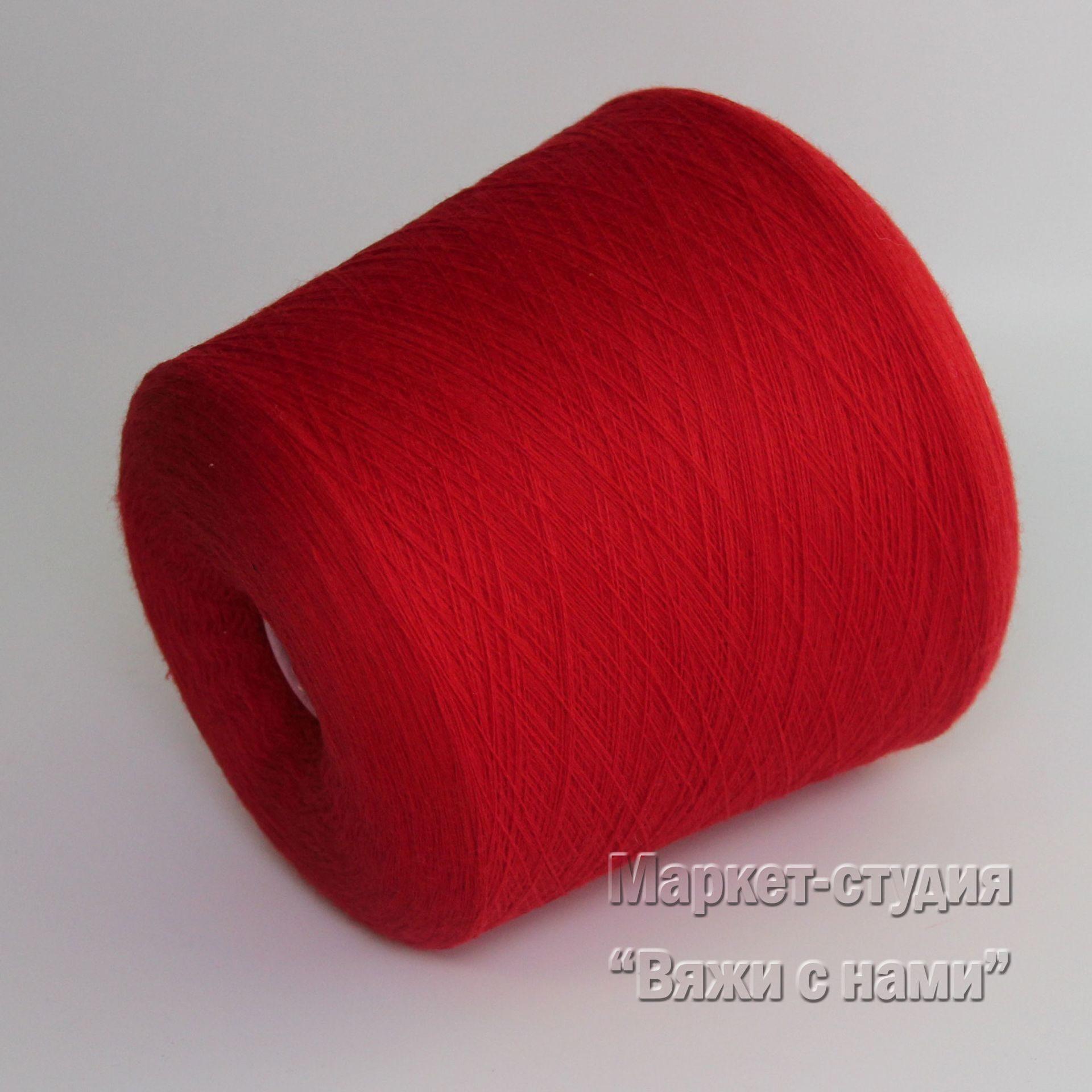 Шелк для машинного вязания