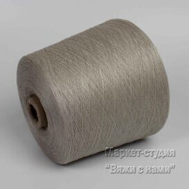 SILK-LINO YARN WHITE